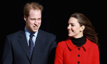 William e Kate no vacanze di Natale
