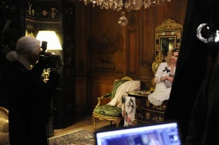 Chanel, la nuova musa di Karl Lagerfeld è Alice Dellal