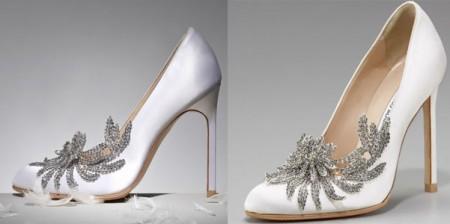 vendita usa online stili classici massima qualità Breaking Dawn, le scarpe da sposa di Bella sono dei gioielli ...