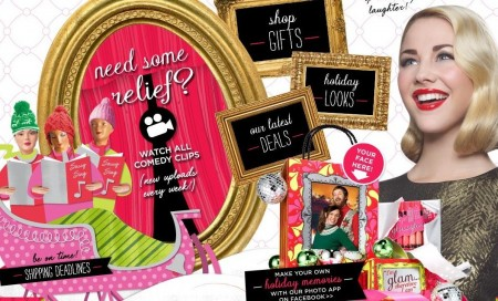 Regali e make up di Natale da Benefit Cosmetics