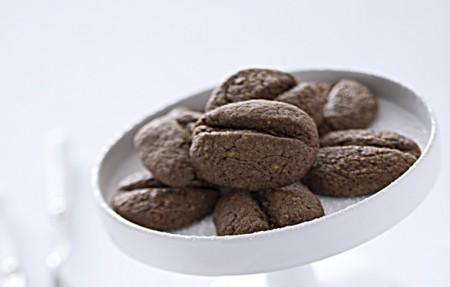 "I golosi biscottini ""chicchi"" al caffè"