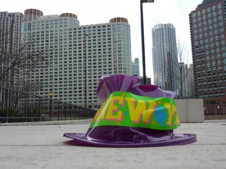 Capodanno 2012 fai da te, come realizzare dei cappellini per i nostri party