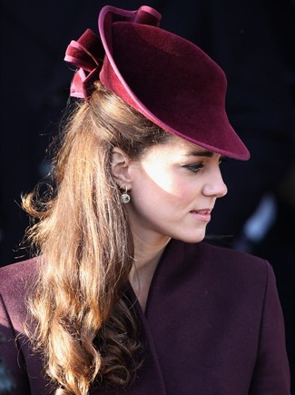 il cappellino di Kate Middleton