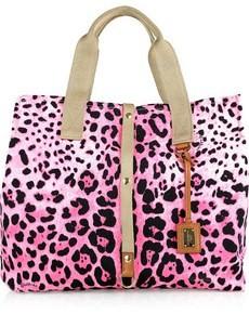 Borsa Dolce & Gabbana con stampa animalier rosa, un'idea originale da regalare