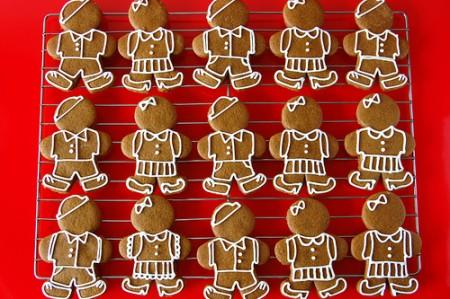 Biscotti di Natale: i gingerbread in versione light