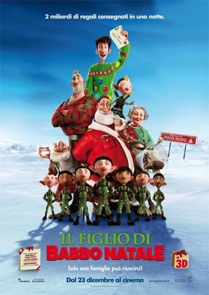 Film Di Natale Per Bambini.Film Natalizi Per Bambini Al Cinema Arriva Il Figlio Di