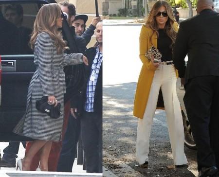 """Jennifer Lopez sceglie Salvatore Ferragamo e The Row per """"American Idol"""""""