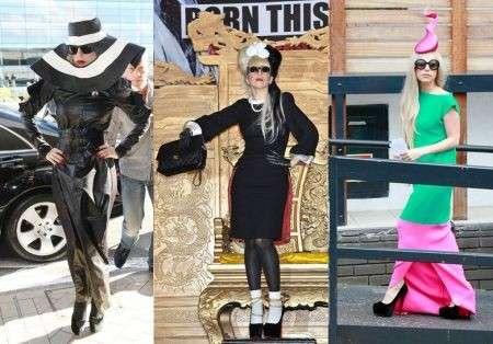 Lady Gaga adora le Daffodil di Christian Louboutin