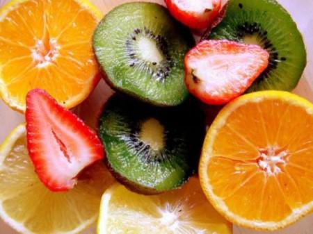 Vitamine, frutta e verdura per la dieta perfetta per l'inverno