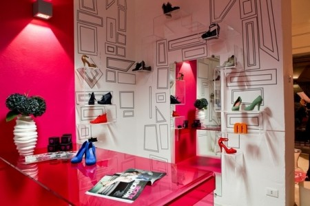 Le Melissa Shoes arrivano in Italia, aperto il flagship store a Milano