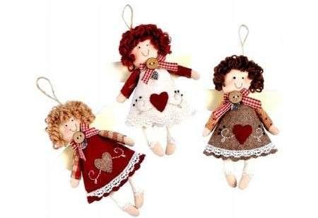 My Doll Country Christmas: una collezione di decorazioni per Natale 2011
