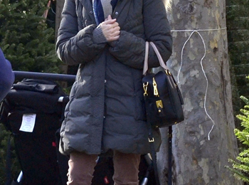 La Prada Top Bowler Bag conquista anche Naomi Watts