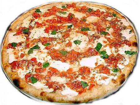 La ricetta light della pizza senza lievito