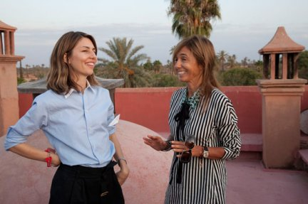 Sofia Coppola regista dell'adv Marni for H&M