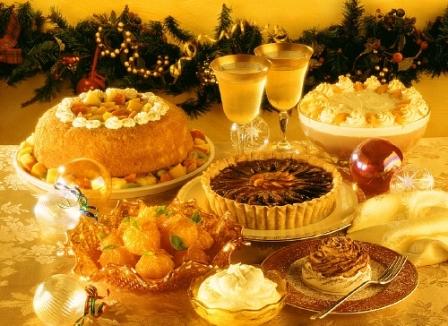 Ingrassare durante le feste? Colpa della noia e delle tentazioni