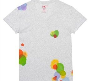 La t-shirt contro l'AIDS di Isabel Marant per GAP