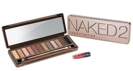 Palette Naked 2, il nuovo must have per il trucco occhi firmato Urban Decay