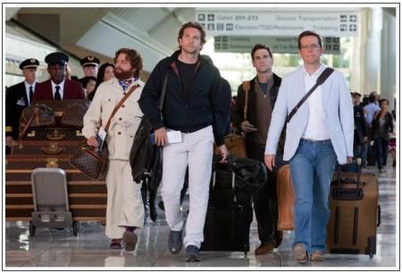 """Louis Vuitton fa causa alla Warner Bros, nel film """"Una notte da leoni 2"""" c'è una borsa contraffatta"""