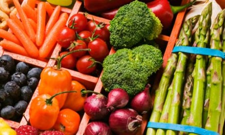 Frutta e verdura contro tumore colon