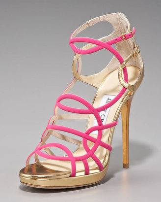 Jimmy Choo Bunting sandali