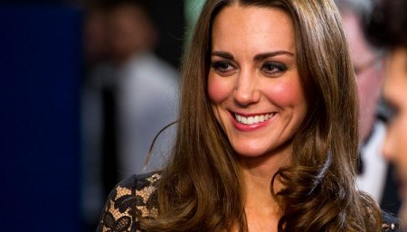 Kate Middleton capelli grigi