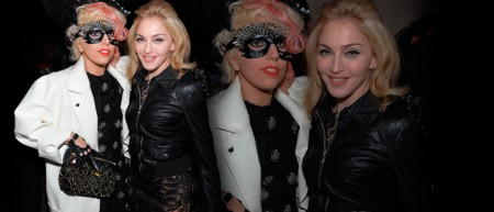 "Madonna dichiara guerra a Lady Gaga, accusata di plagio per ""Born this Way"""