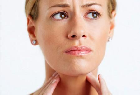 Mal di gola rimedio naturale