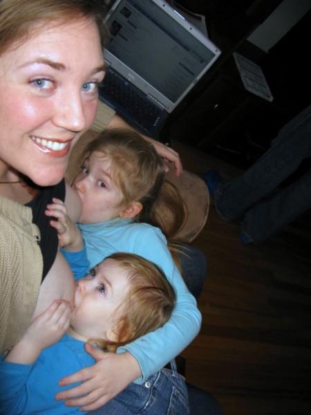 Mamma allattamento censura FB