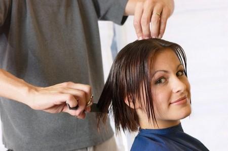 Taglio di capelli immagine