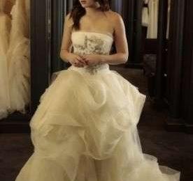 Gossip Girl: il secondo vestito da sposa di Blair e il cameo di Vera Wang