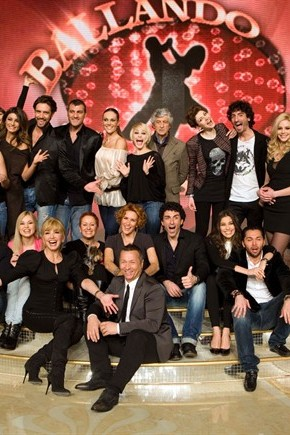 ballando con le stelle 2012