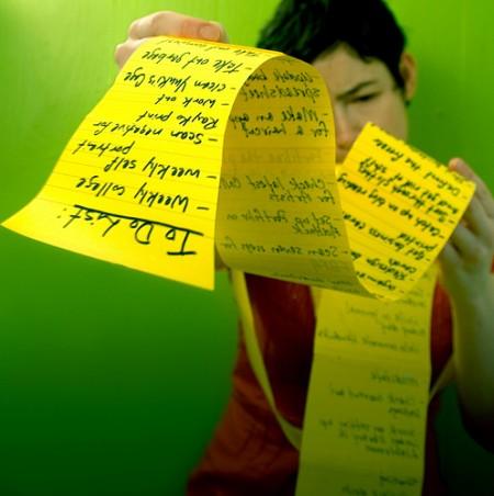 Combattere lo stress in modo efficace con l'aiuto delle liste