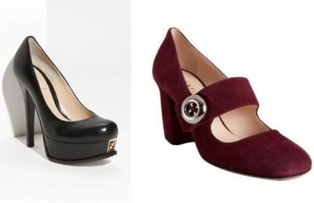 fendi prada shoes