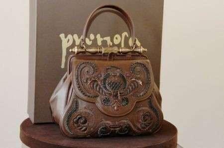 Gherardini firma la borsa esclusiva ispirata ad un'opera di Leonardo Da Vinci