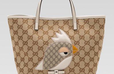 La Gucci Zoo Tote, l'ironia in una borsa…