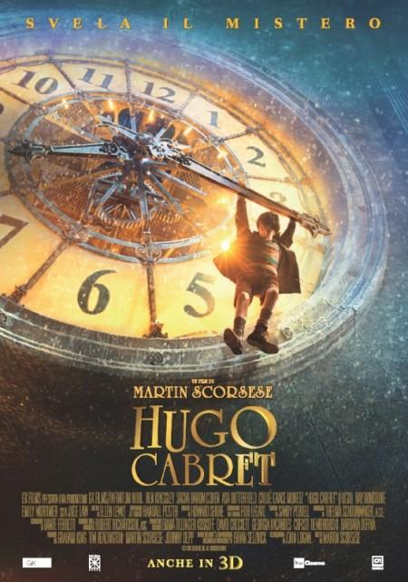 Film per bambini al cinema, il fantasy di Martin Scorsese 'Hugo Cabret' in odore di Oscar 2012!