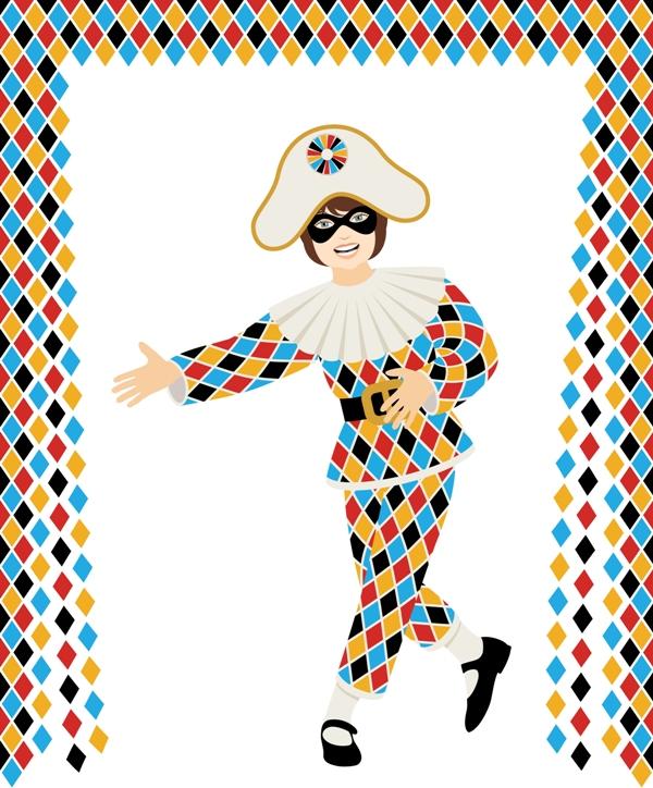 Il vestito di Arlecchino, la canzone di Carnevale per tutti i bambini