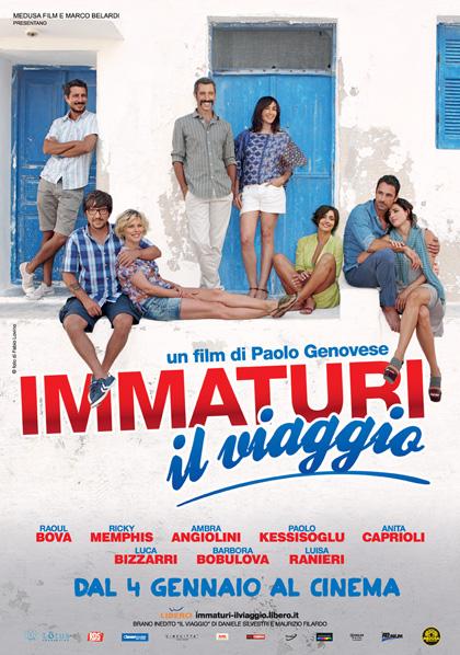 Film in uscita, al cinema arriva 'Immaturi. Il viaggio': da vedere con le compagne del liceo!