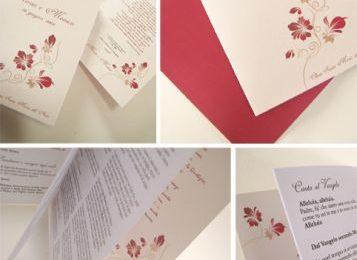 La seconda lettura del matrimonio, per la vostra cerimonia religiosa