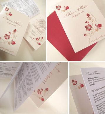 La seconda lettura del matrimonio, per la vostra cerimonia
