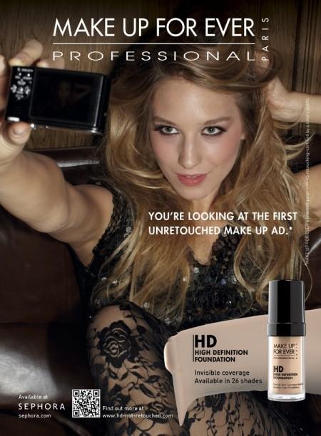 Make Up For Ever cerca la sua nuova testimonial, una vera bellezza naturale