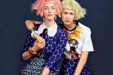 Marni for H&M: le foto della collezione su Vogue Russia