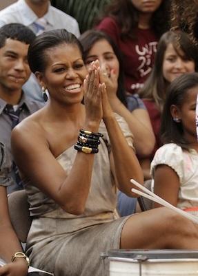 Agent Provocateur segna un fatturato di +12% grazie a Michelle Obama