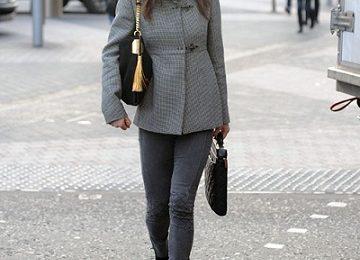 """Pippa Middleton paparazzata con la """"1970″ bag di Gucci, che stile!"""