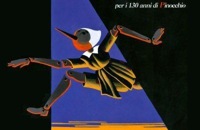 Sei giovedì e una domenica, un libro dedicato a Pinocchio e ai giocattoli di 130 anni di storia