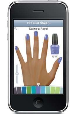 Smalto unghie, quale colore scegliere? Opi vi aiuta con questa app