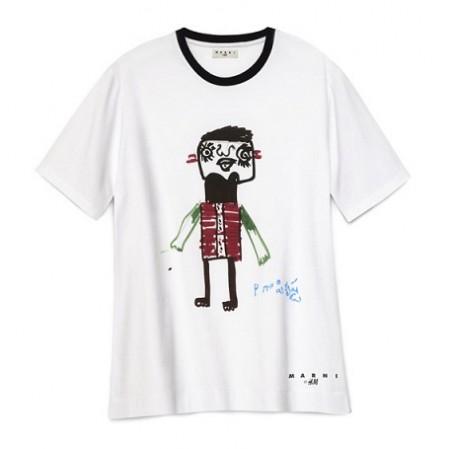 Marni for H&M: la t-shirt per salvare il Giappone