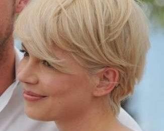 Tendenze capelli, tutte pazze per il taglio corto di Michelle Williams