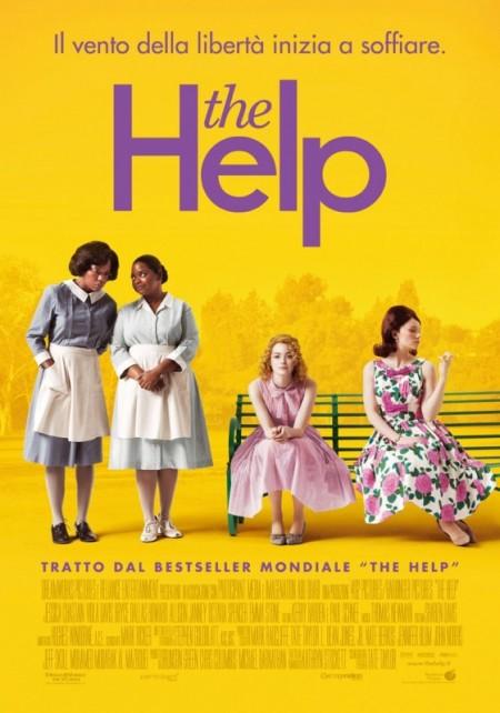 Film in uscita al cinema, 'The Help', una storia drammatica con Emma Stone