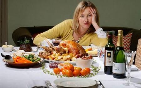 Troppe calorie a Natale e Capodanno? Ecco come riparare e perdere peso